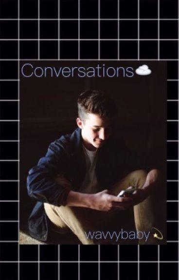 Conversations|Hunter Rowland