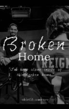 Broken Home   Roman Reigns by shield-amore