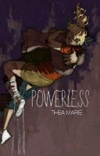 Powerless (A Percabeth One-Shot) by thisisthea_