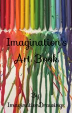 Imagination's Art Book 2015/2016 by ImaginationDrawings