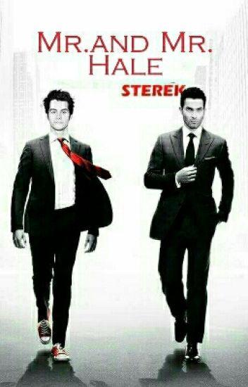 Mr. And Mr. Hale | Sterek