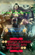 Mortal kombat Oneshots&Lemons by JamaicanGal7