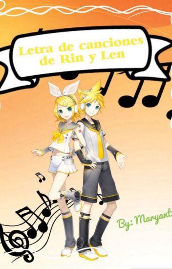 Letra De Canciones De Rin Y Len Kagamine - Mary - Wattpad Sacred Spear Explosion Boy Romaji