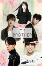 MY BROTHER by eyelinear