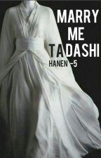 تزوجني تاداشي by hanen-5