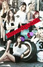 Horror days with SNSD by Princess-Catherine