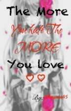 The More You Hate The More You Love (On Going ) by ameara45
