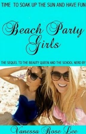 Miami Beach Party Girls by authorvanessaroselee