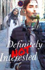 Definitely Not Interested by Hijabi-Princess