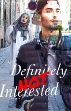 Definitely Not Interested by Hijabi-Princess