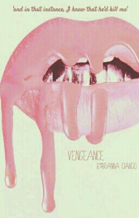 Vengeance, Harry Styles AU by VaderVixen