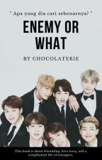 ENEMY OR WHAT | BTS KINGKA | C | ×Edit by chocolate_kie