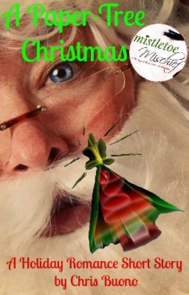 A Paper-Tree Christmas by ChrisBuono