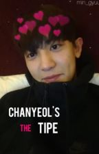 Chanyeol's the type. by min_gyuu