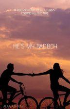 He's my badboy by AlaaAshraf__