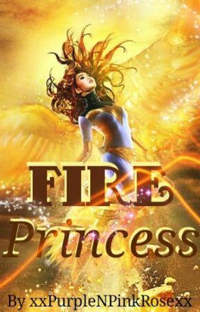 Fire Princess by xxPurpleNPinkRosexx
