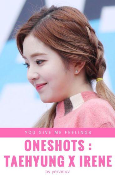 V & Irene [One - Shots]