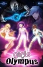 Girls Of Olympus by XxMarieTheOtakuxX