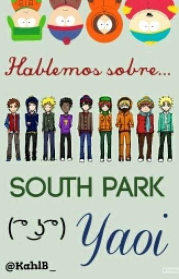 Hablemos sobre... [South Park Yaoi]