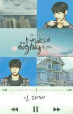 180° || BTS FANFIC  by allysacici