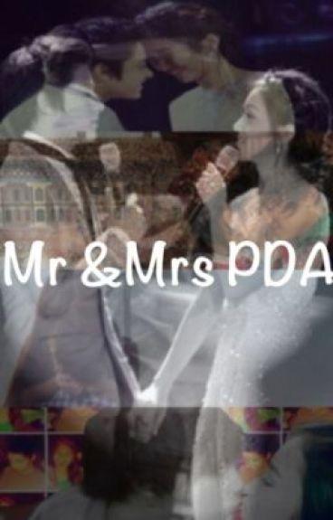 Mr & Mrs PDA (KathNiel)