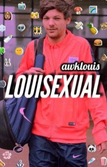 louisexual ; larry