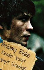 Bellamy Blake x reader Prompt Session by IDEKAgame