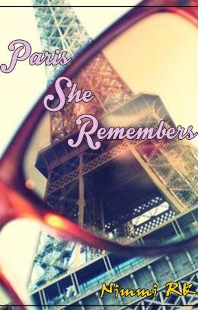 Paris She remembers by NimmiRajkumari