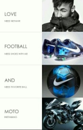 Love Football and Moto /NJr