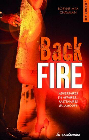 Back Fire - Edité et en vente-