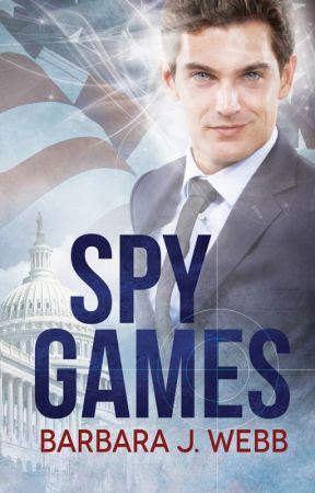 Spy Games (ON HOLD) by BarbaraJWebb