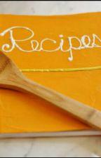 My Special Recipe Book! by maryamsadiq90