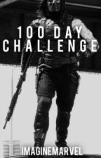 100 Day Challenge by Imaginemarvel