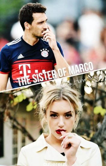 The sister of Marco ❃ mjh