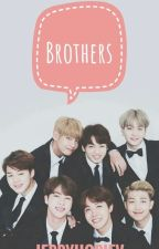 Brothers (Bts Fanfiction) by JeppyHopieV
