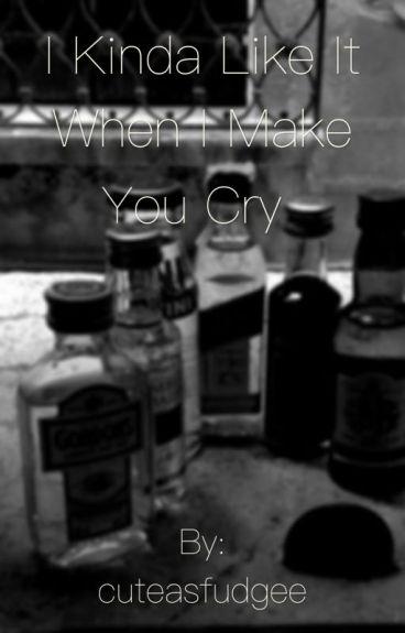 Joshler smut oneshot ~ I kinda like it when I make you cry