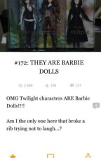 Twilight vs Harry Potter??? by BloodWingedGun
