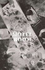 hotel room • lwt + hes [larry!female]  by themyg