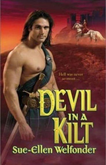 Demônio com saia escocesa - Trilogia Clã Mckenzie 01 - Sue-Ellen Welfonder