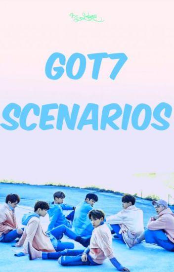 GOT7 Scenarios - Rose B - Wattpad