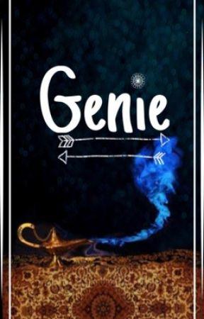 Genie by here-comes-batman