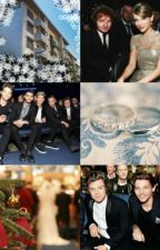A Very Merry Christmas Wedding    Larry Stylinson    OS by xDreamerOfDreamsx