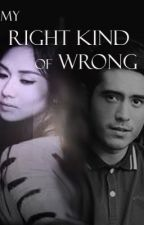 My Right Kind Of wrong by sarabeckle