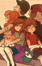 Dare The People Of Gravity Falls!! (Discontinued) by TwentyOneVocaloids