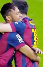 Not Just Teammates - Neymessi by neymarlovesmessi