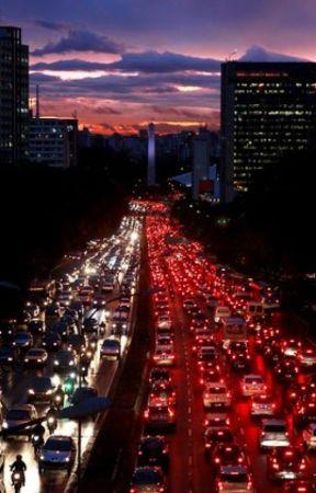 Chuva e congestionamento by rbkras