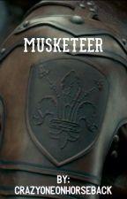 Musketeer by crazyoneonhorseback