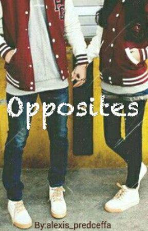 Opposites | Finn Hudson by lex_hudson