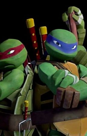 Tmnt boyfriend scenarios - When he finds out&realizing you like him