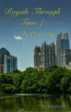 Royals Through Time 7: The Present Age by 4daisies